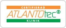 Certifierad ATLANTOtec klinik